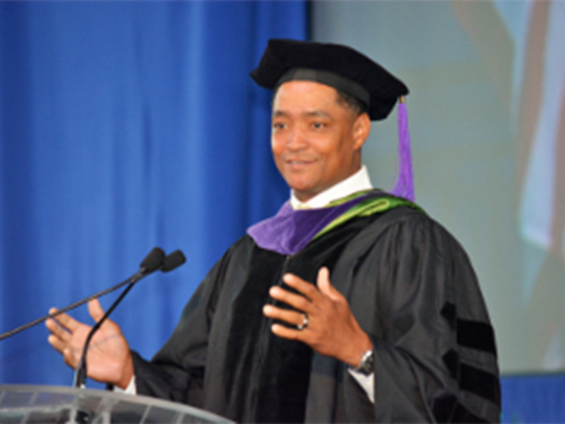 U.S. Rep Cedric Richmond (L '98)