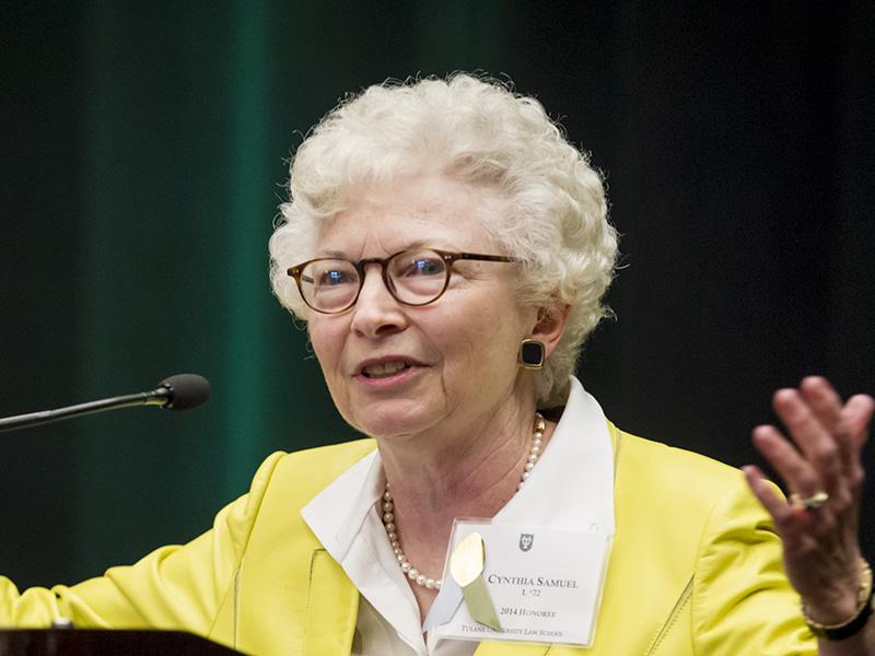 Cynthia Samuel