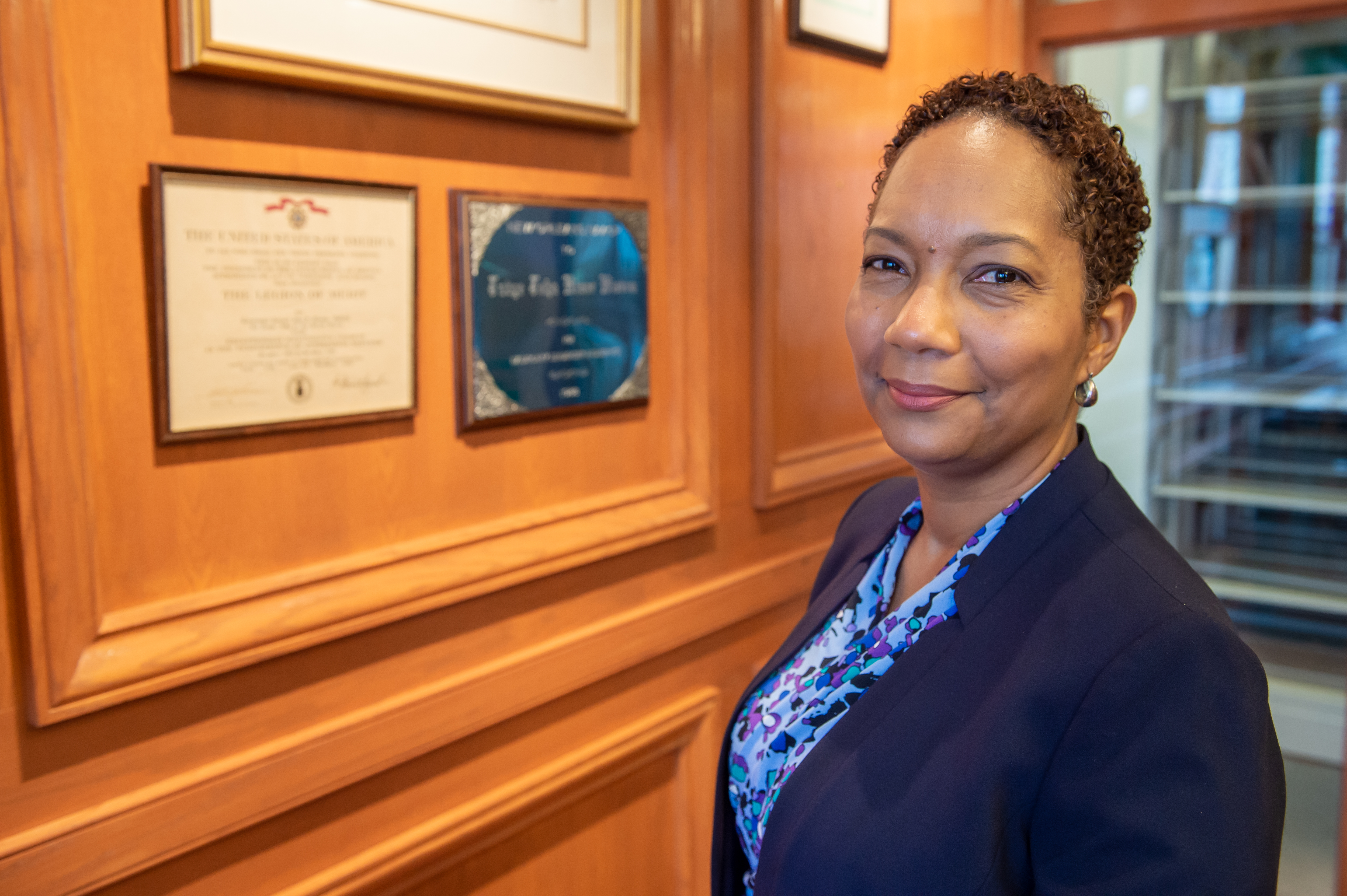 Tonya's appointment to Associate Dean